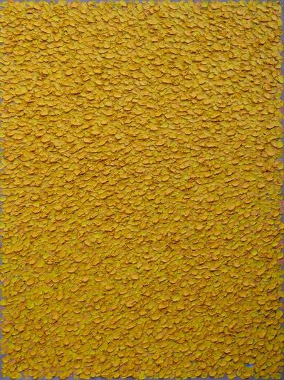 Kuno Gonschior, 'untitled (Gelb/ Yellow)', 1997