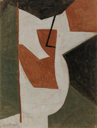 Serge Poliakoff, 'COMPOSITION ABSTRAITE', 1948
