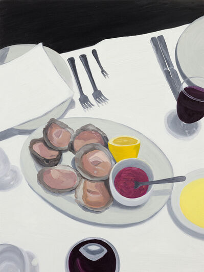Evie O'Connor, 'Oysters', 2020