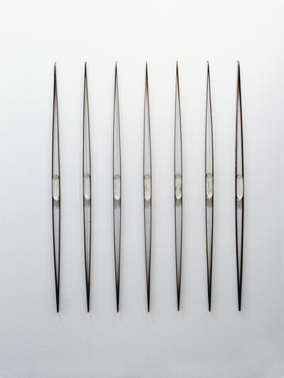 Osman Dinç, 'Seven tear drops', 1988