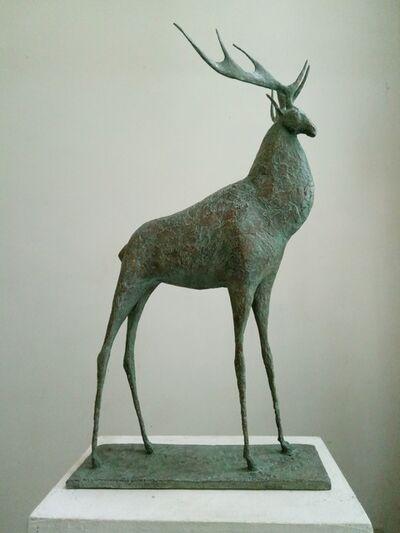 Pierre Yermia, 'Deer I', 2017