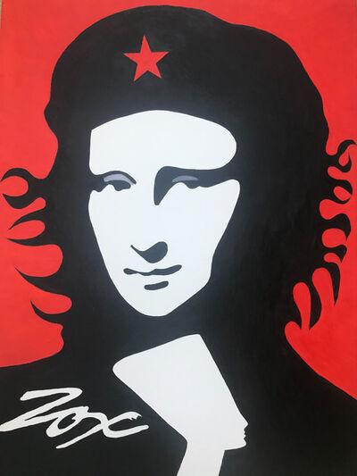 Mr. Zox, 'Mona LiChe', 1980