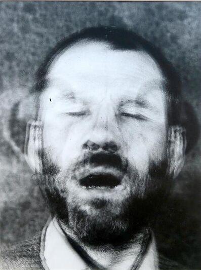 Dieter Appelt, 'Autoportrait'
