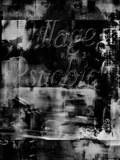Valérie Belin, 'East Town Tarot (Reflection)', 2019