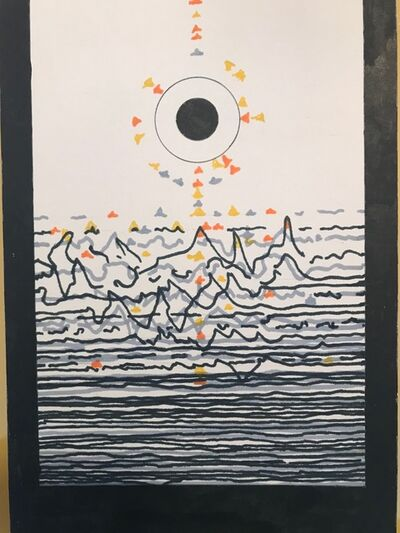 Warja Lavater, 'Untitled (Pupille)', ca. 1979
