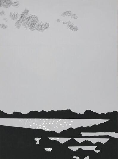 Nobuyuki Takahashi, 'Rocky Shore (Cloudy)', 2020