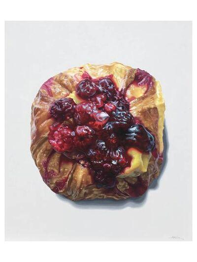 Alice Toomer, 'Raspberry Danish', 2019