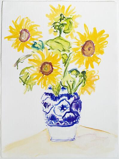 Billy Sullivan, 'Sunflowers 4, 9/2/10', 2010