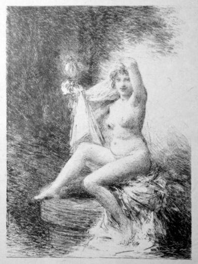 Henri Fantin-Latour, 'Vérité (petite planche)', 1900