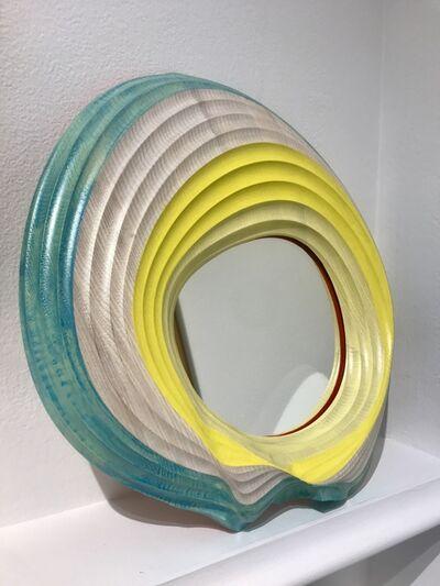 Bart Niswonger, 'Irregular Mirror v. 6.45', 2018