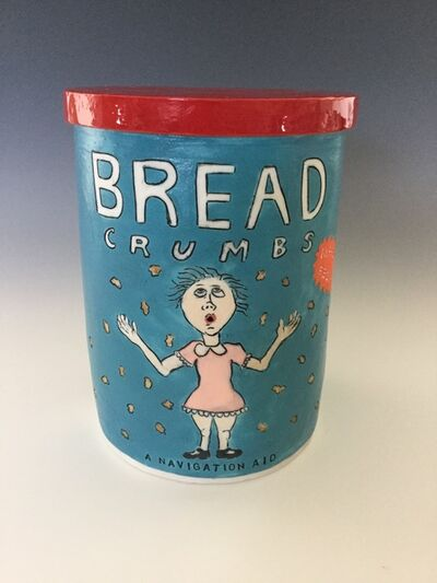 Gena Fowler, 'Bread Crumbs (A Navigation Aid)', 2010