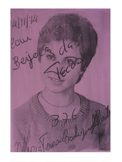 Délio Jasse, 'Remember me #8', 2012