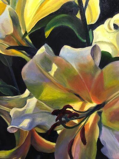 Sophie Frieda, 'Afternoon Lilies', 2018