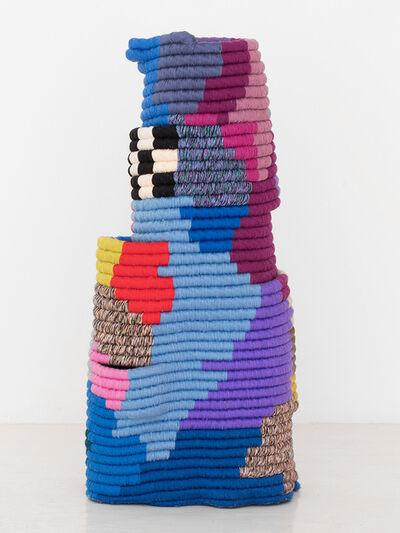 Sarah Zapata, 'Character of Color Phenomena (Vessel)', 2017