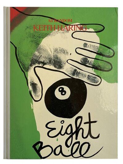 Keith Haring, 'Eight Ball', 1989