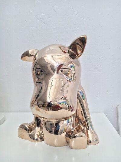 Frank van Reenen, 'Sitting Dog', 2018