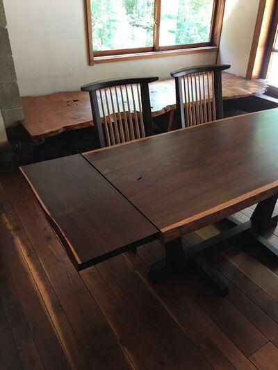 Mira Nakashima, 'Rosewood Conoid Table', 2013 -2017
