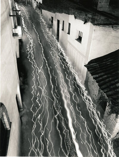 William Scott, 'River of Candles, Taxco, Mexico', 2000