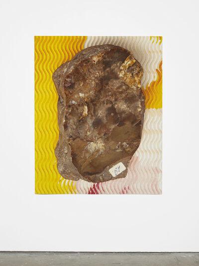 Peggy Franck, 'Gazes Crossing (Portrait Writing I)', 2017