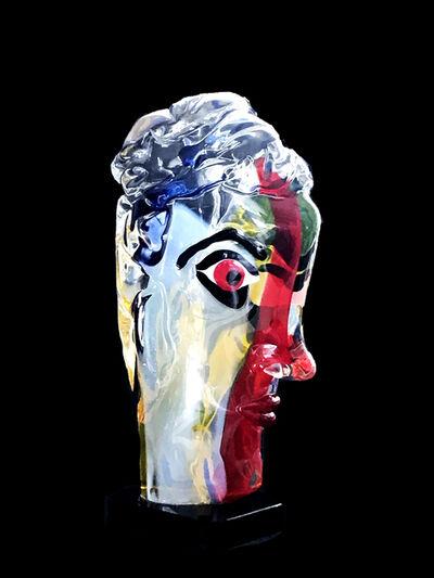 Walter Furlan, 'Tete de femme - après Picasso', ca. 1963
