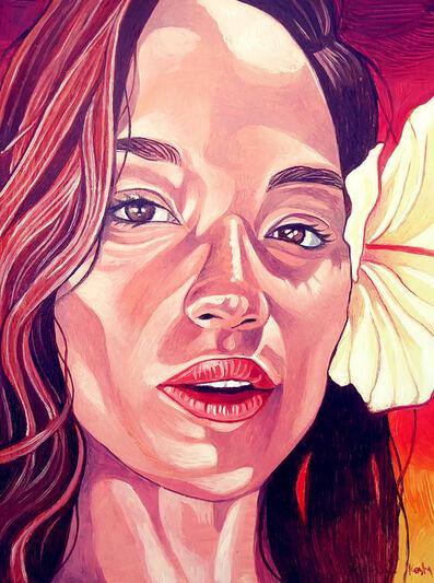 kosta kulundzic, 'Tropics beauty 11', 2020