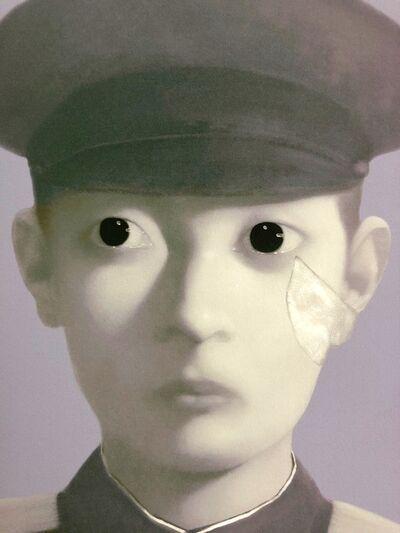 Zhang Xiaogang, 'Identity Portrait 2 (Cadet)', 2003