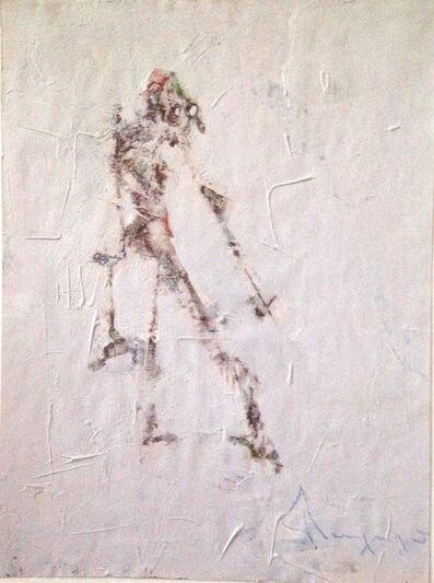 Paul-Henri Bourguignon, 'Man Striding (88-10829)', 1988