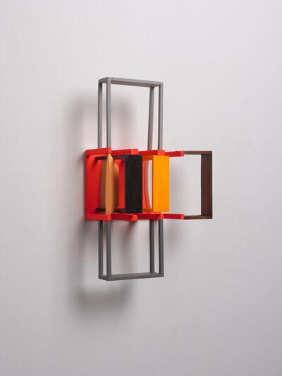 Nahum Tevet, 'Double Periscope (Red)', 2010-2014