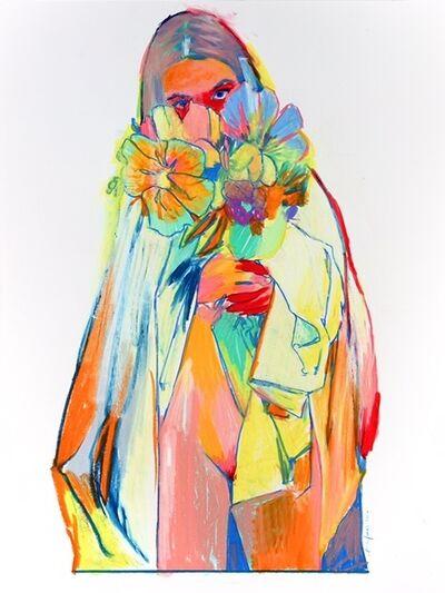 Erik Jones, 'Flowers', 2017