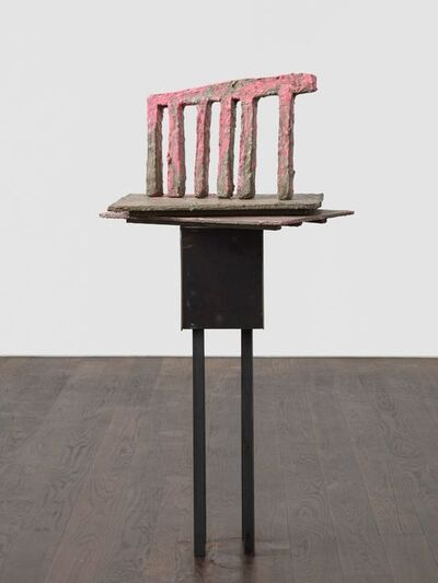 Phyllida Barlow, 'untitled: roadblock; 2020 lockdown 17', 2020
