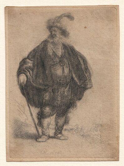 Rembrandt van Rijn, 'The Persian', 1632