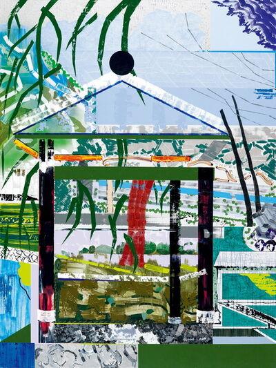 Jin Jinghong 金景鸿, 'Pavilion', 2018