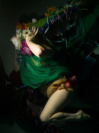 Christy Lee Rogers, 'Fleur de la Vie', 2019