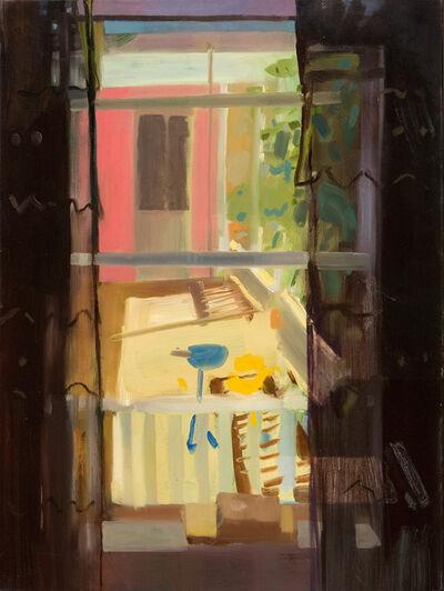 Tollef Runquist, 'Curtain, Toys', 2015