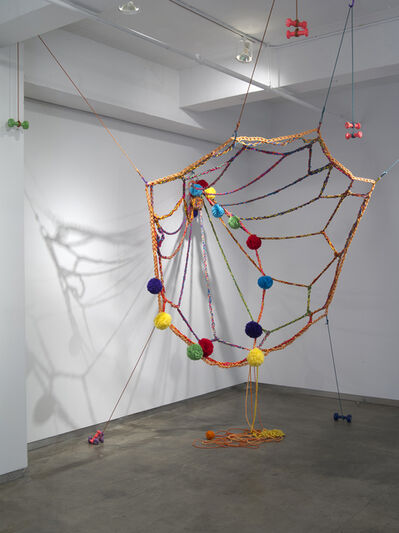 Yael Kanarek, 'Perpetual Dream Catcher', 2013
