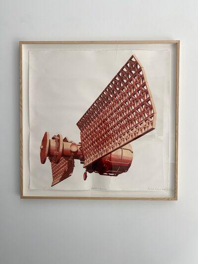 Dagoberto Rodríguez, 'Satélite de Barro Rojo', 2019