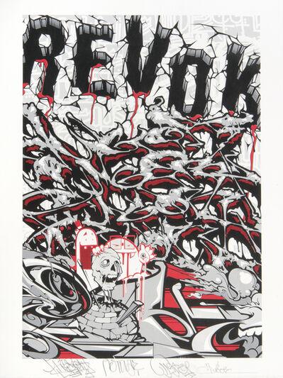 RETNA, 'Send Lawyers, Guns And Money', 2009