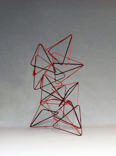 Nakatomi Hajime, 'Prism Triangle: Dot - Line - Plane', 2019