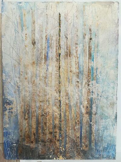 Lorenzo Malfatti, 'Carta n°8', 2018