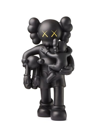 KAWS, 'Cleanstate black', 2018