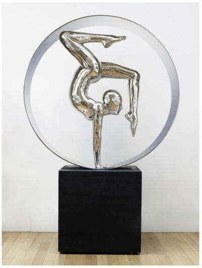 Mauro Corda, 'CONTORTIONIST IN A CIRCLE (LARGE)', 2007