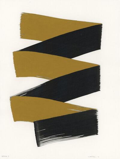 Clint Fulkerson, 'Stroke 7 (yellow)', 2019