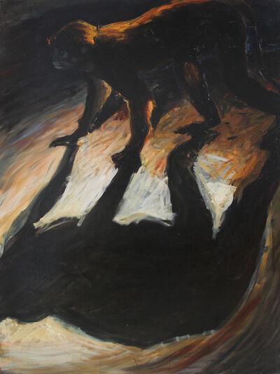 Fernando Aceves Humana, 'Sin título (Chango y sombra)', 2004