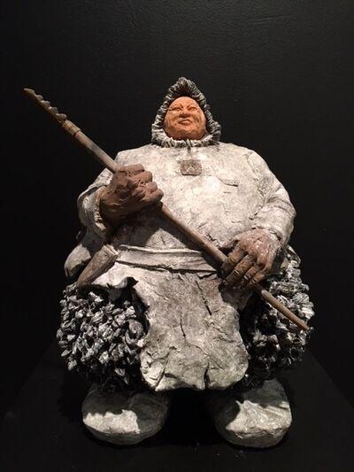 Matteo Pugliese, 'Inuit Guardian', 2014