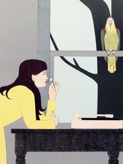 Will Barnet, 'Silent Season Spring', 1971