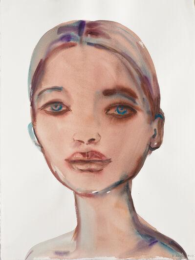Kim McCarty, 'Sage Femme, Blue Eyes', 2013