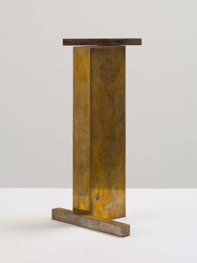 Jiro Takamatsu, 'Compound #703', 1976