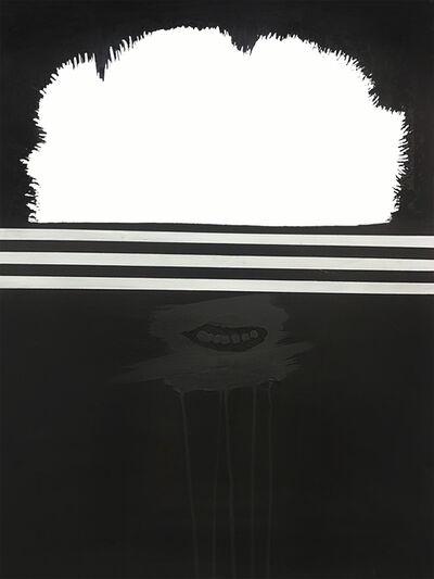 Shoshanna Weinberger, 'Veiled Smile', 2020