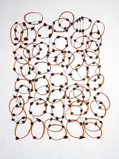Marian Bijlenga, 'Re-Written weed', 2006