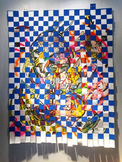Chen Dongfan, 'Blue', 2016